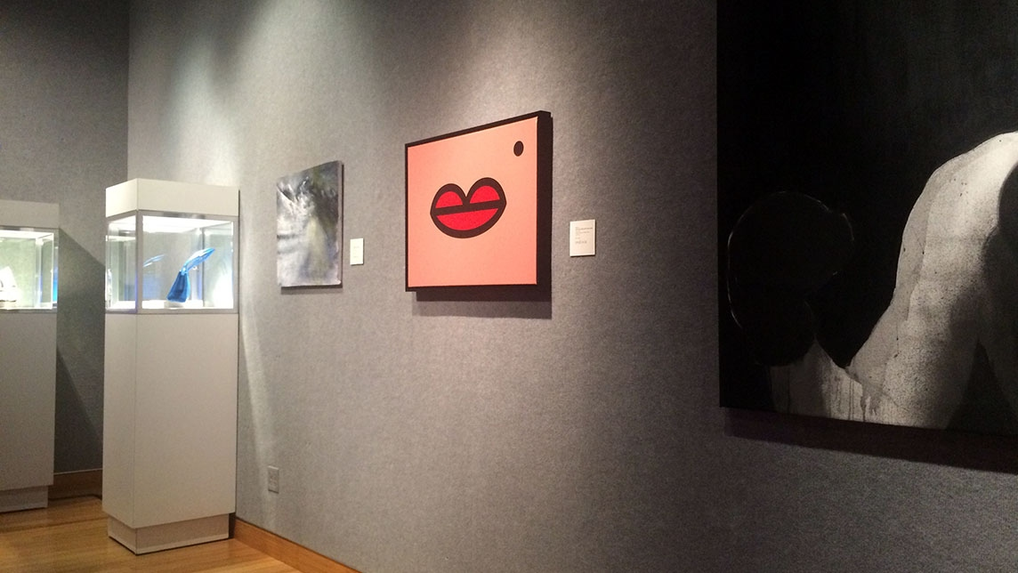 An iconist work in NY Gallery - Image 4